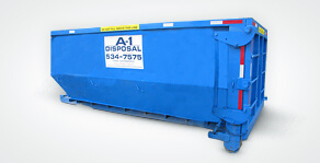 Roll Off Containers and Dumpster Rental Salt Lake, Utah – A1 Disposal